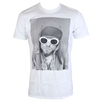t-shirt metal uomo Nirvana - Kurt Cobain - PLASTIC HEAD, PLASTIC HEAD, Nirvana