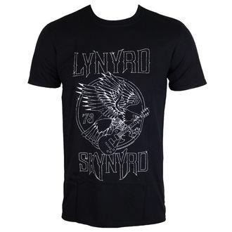 t-shirt metal uomo Lynyrd Skynyrd - Eagle Guitar 73 - PLASTIC HEAD, PLASTIC HEAD, Lynyrd Skynyrd