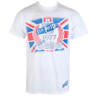 t-shirt metal uomo Sex Pistols - Silver Jubilee - PLASTIC HEAD, PLASTIC HEAD, Sex Pistols