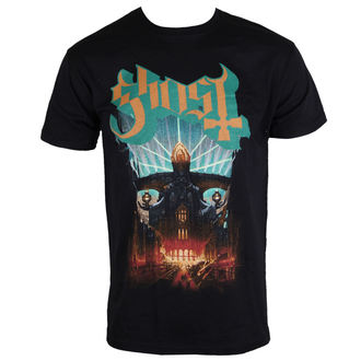 t-shirt metal uomo Ghost - Meliora - PLASTIC HEAD, PLASTIC HEAD, Ghost