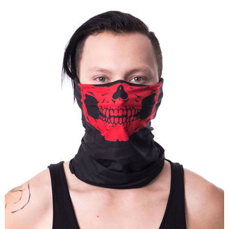 Bandana POIZEN INDUSTRIES - SM1 SNOOD - ROSSO, POIZEN INDUSTRIES