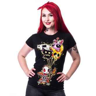 t-shirt donna - FLAME T - CUPCAKE CULT, CUPCAKE CULT