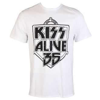 t-shirt metal uomo Kiss - ALIVE 35 - AMPLIFIED, AMPLIFIED, Kiss