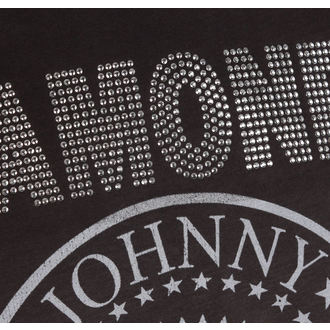 t-shirt metal uomo Ramones - LOGO - AMPLIFIED, AMPLIFIED, Ramones