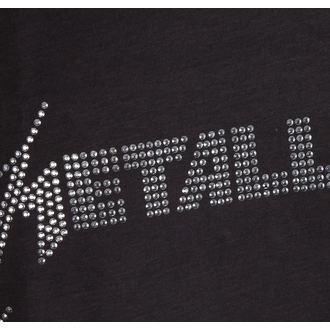 Canotta da uomo METALLICA - SILVER LOGO DIAMONTE - AMPLIFIED, AMPLIFIED, Metallica