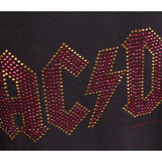 canotta da uomo  AC  /  DC  - LOGO CHARCOAL - AMPLIFIED, AMPLIFIED, AC-DC