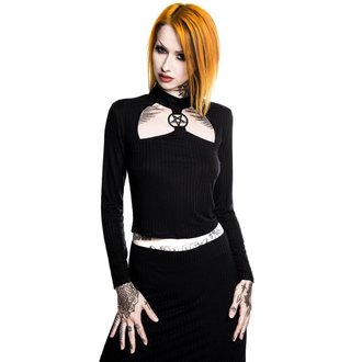 t-shirt donna - Asylum Band Of Misfits - KILLSTAR, KILLSTAR