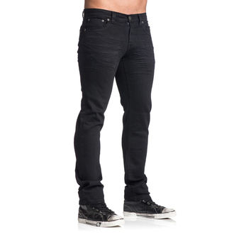 pantaloni uomo AFFLICTION - Gage Rising - Nero, AFFLICTION