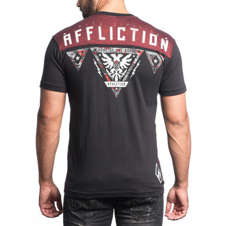 t-shirt hardcore uomo - Edge - AFFLICTION, AFFLICTION