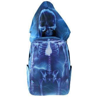 zaino BANNED - Blue Skeleton, BANNED