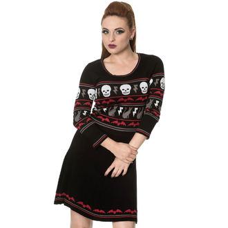 vestito da  donna con maniche lunghe BANNED, BANNED