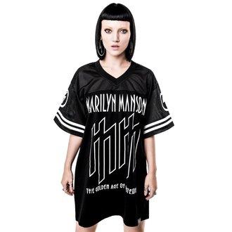 t-shirt donna Marilyn Manson - Ka-Boom Ka-Boom - KILLSTAR, KILLSTAR, Marilyn Manson