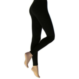 pantaloni da donna (ghette) LEGWEAR - everyday - nero, LEGWEAR