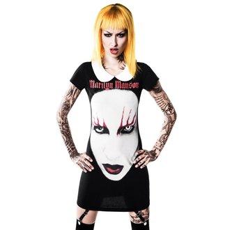 vestito donna KILLSTAR x MARILYN MANSON - Spell Master Suspender, KILLSTAR, Marilyn Manson