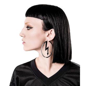 orecchino KILLSTAR x MARILYN MANSON - Number 7 - Argento, KILLSTAR, Marilyn Manson