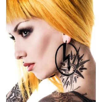 orecchino KILLSTAR x MARILYN MANSON - Number 7 - Nero, KILLSTAR, Marilyn Manson
