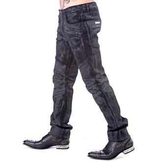 Pantaloni uomo QUEEN OF DARKNESS - Black, QUEEN OF DARKNESS