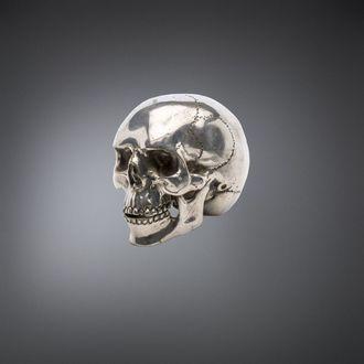 Decorazione QUEEN OF DARKNESS - Metal Skull, QUEEN OF DARKNESS
