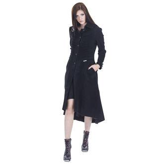 Cappotto da donna QUEEN OF DARKNESS - Decorative Stitching, QUEEN OF DARKNESS