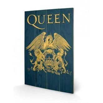 immagine Queen - Crest, PYRAMID POSTERS, Queen