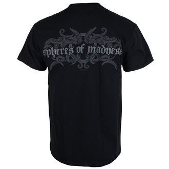 t-shirt metal uomo Decapitated - SPHERES OF MADNESS - RAZAMATAZ, RAZAMATAZ, Decapitated