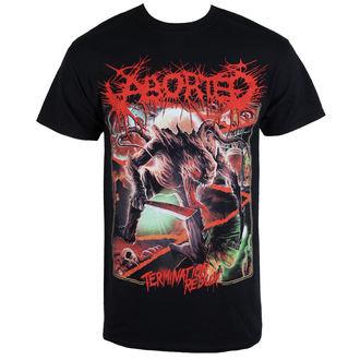 t-shirt metal uomo Aborted - TERMINATION REOUX - RAZAMATAZ, RAZAMATAZ, Aborted