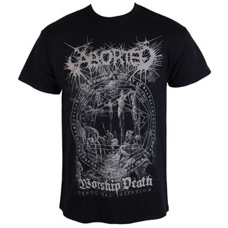 t-shirt metal uomo Aborted - WORSHIP DEATH - RAZAMATAZ