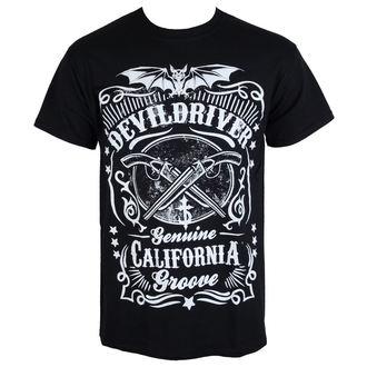 t-shirt metal uomo Devildriver - CALIFORNIA GROOVE - RAZAMATAZ, RAZAMATAZ, Devildriver