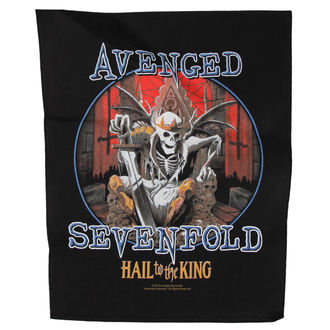 toppa Avenged Sevenfold - HAIL TO THE KING - RAZAMATAZ, RAZAMATAZ, Avenged Sevenfold
