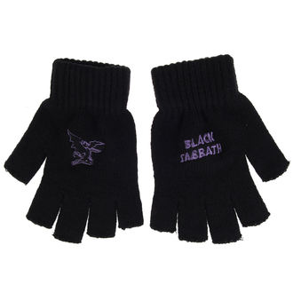 Guanti Black Sabbath - PURPLE LOGO & DEVIL - RAZAMATAZ, RAZAMATAZ, Black Sabbath