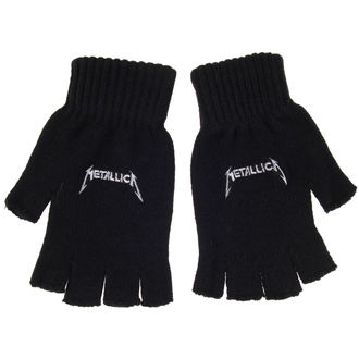 guanti Metallica - LOGO - RAZAMATAZ, RAZAMATAZ, Metallica