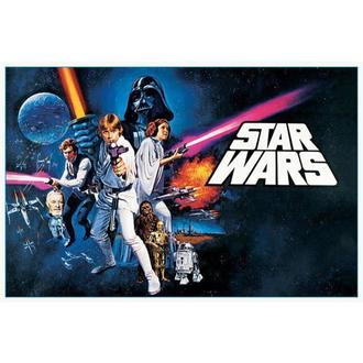 Manifesto Star Wars - A New Hope - Paesaggio, PYRAMID POSTERS