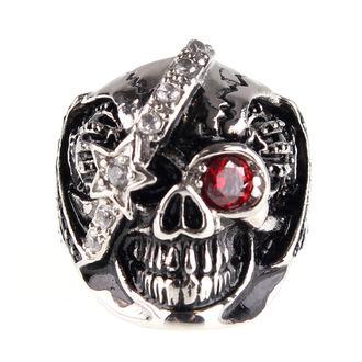anello ETNOX - Machine Skull 2, ETNOX