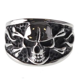 anello ETNOX - Big Skull, ETNOX