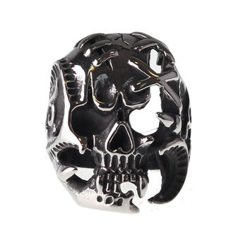 anello ETNOX - Skull, ETNOX