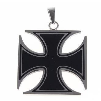 Collana  ETNOX - Black Iron Cross, ETNOX