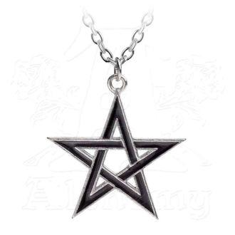 Collana ALCHEMY GOTHIC - Black Star