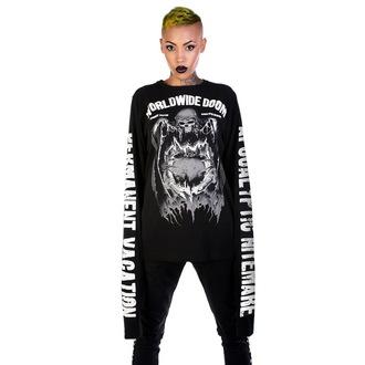 t-shirt hardcore donna - Doom - DISTURBIA, DISTURBIA