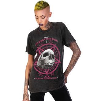 t-shirt hardcore donna - Law - DISTURBIA, DISTURBIA