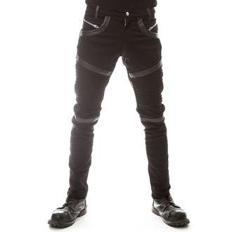 Pantaloni uomo VIXXSIN - GRAVITY - NERO