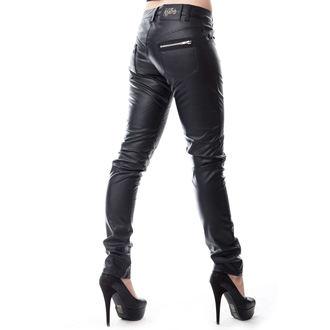 pantaloni donna VIXXSIN - X RAY - NERO, VIXXSIN