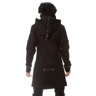 Uomo cappotto VIXXSIN - EXCLUSION - NERO, VIXXSIN