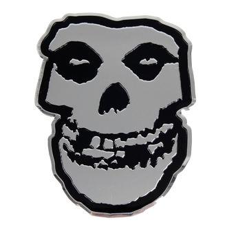 etichetta piccolo (metallo) Misfits - Skull, C&D VISIONARY, Misfits