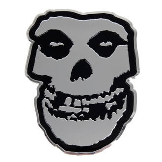 etichetta minore (metallo) Misfits - Skull, C&D VISIONARY, Misfits