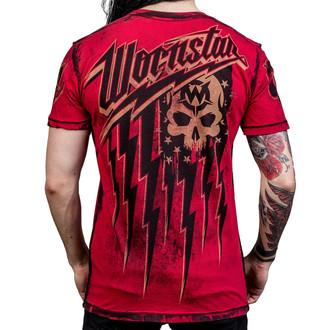 t-shirt hardcore uomo - Strike First - WORNSTAR, WORNSTAR