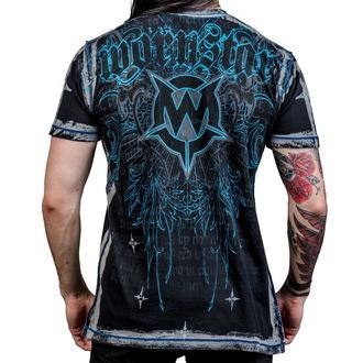 t-shirt hardcore uomo - Immortal - WORNSTAR, WORNSTAR
