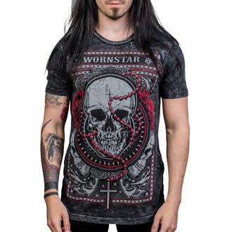 t-shirt hardcore uomo - Hail - WORNSTAR, WORNSTAR