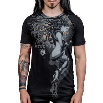 t-shirt hardcore uomo - Medusa - WORNSTAR, WORNSTAR