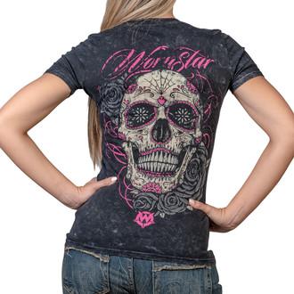 t-shirt hardcore donna - Calavera - WORNSTAR, WORNSTAR