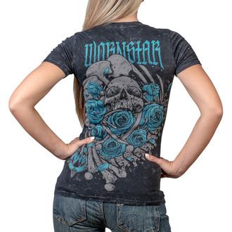 t-shirt hardcore donna - Heartbreaking - WORNSTAR, WORNSTAR